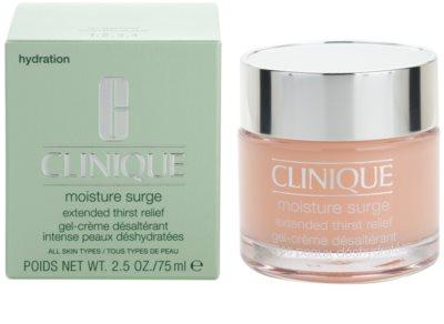 Clinique Moisture Surge зволожуючий крем-гель для всіх типів шкіри 3