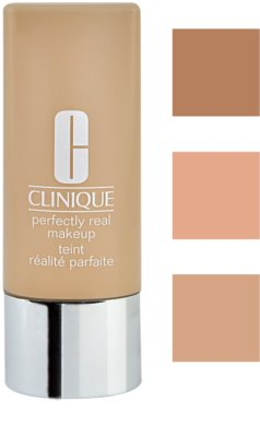 Clinique Perfectly Real tekutý make-up pro suchou a smíšenou pleť