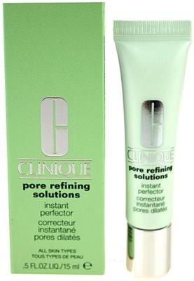 Clinique Pore Refining Solutions Care creme corretor para redução de poros 1