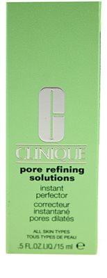 Clinique Pore Refining Solutions Care creme corretor para redução de poros 2