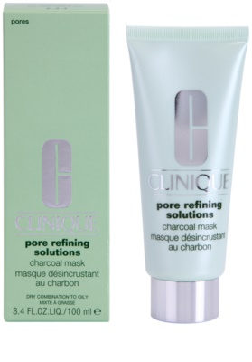 Clinique Pore Refining Solutions Care mascarilla para los poros dilatados 1