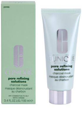 Clinique Pore Refining Solutions Care máscara para poros dilatados 1