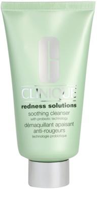 Clinique Redness Solutions gel de limpeza para pele sensível