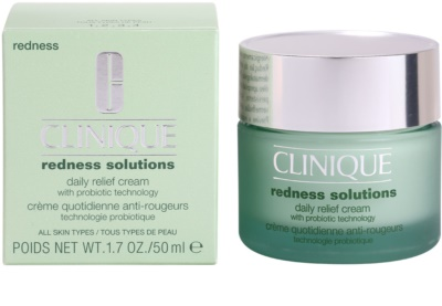 Clinique Redness Solutions Daily Relief Cream for All Types of Skin 1
