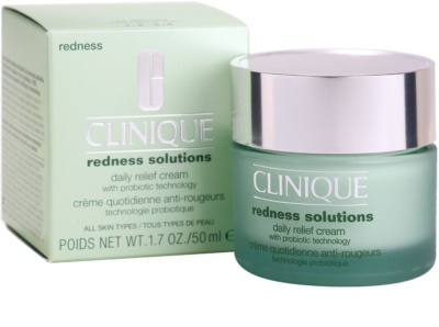 Clinique Redness Solutions Daily Relief Cream for All Types of Skin 3