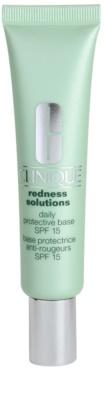 Clinique Redness Solutions crema protectectoare cu efect calmant ce reduce roseata pielii