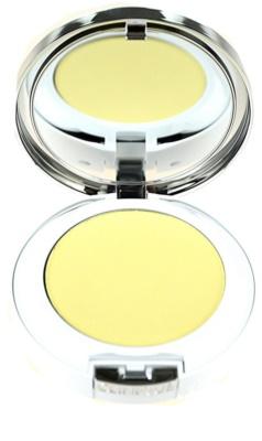 Clinique Redness Solutions компактна пудра  за всички типове кожа на лицето