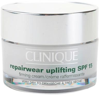 Clinique Repairwear Uplifting ujędrniający krem do twarzy SPF 15