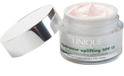 Clinique Repairwear Uplifting crema facial reafirmante SPF 15 1
