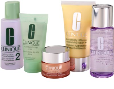 Clinique Twice a Day Essentials lote cosmético I. 2