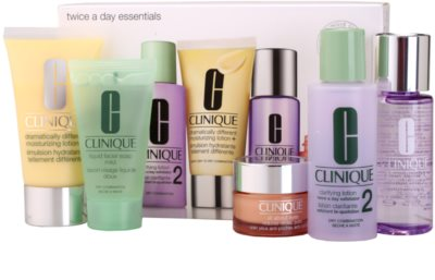 Clinique Twice a Day Essentials lote cosmético I. 1