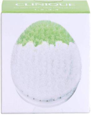 Clinique Sonic System tisztító kefe arcra tartalék fej 2