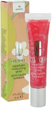 Clinique Superbalm хидратиращ блясък за устни 1