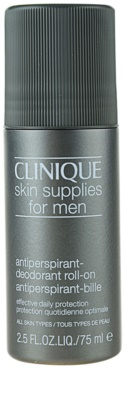 Clinique Skin Supplies for Men roll-on dezodor