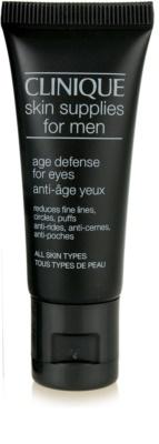 Clinique Skin Supplies for Men creme rejuvenescedor para o contorno dos olhos