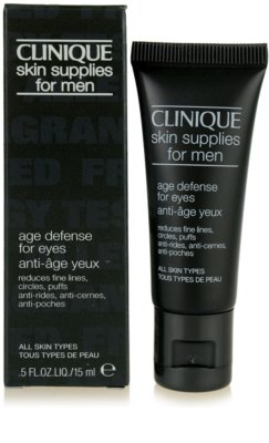 Clinique Skin Supplies for Men crema pentru reintinerire zona ochilor 2