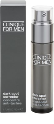 Clinique Skin Supplies for Men sérum para manchas de pigmento 1
