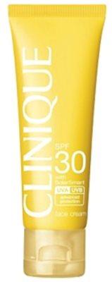 Clinique Sun слънцезащитен крем за лице SPF 30