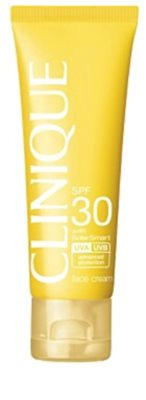 Clinique Sun creme solar facial SPF 30