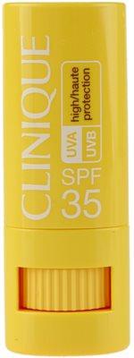 Clinique Sun bálsamo protector labial  SPF 35