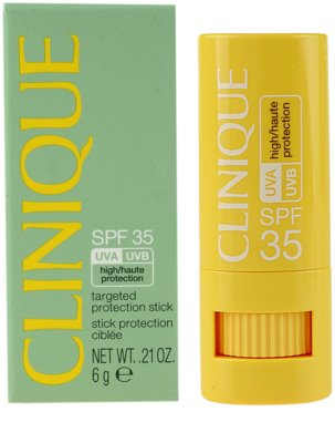 Clinique Sun ochranný balzám na rty SPF 35 1