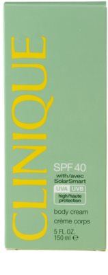 Clinique Sun Sonnencreme SPF 40 2