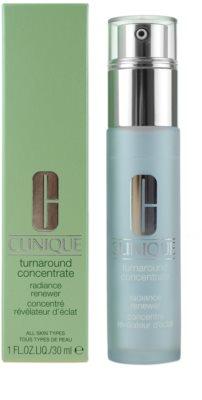 Clinique Turnaround élénkítő szérum minden bőrtípusra 1