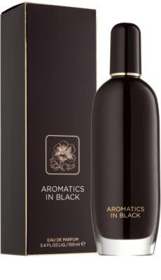 Clinique Aromatics In Black Eau De Parfum pentru femei 2