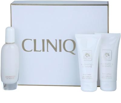 Clinique Aromatics In White darilni set