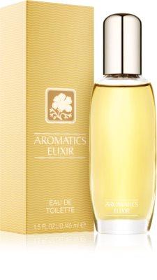 Clinique Aromatics Elixir Eau de Toilette pentru femei 1