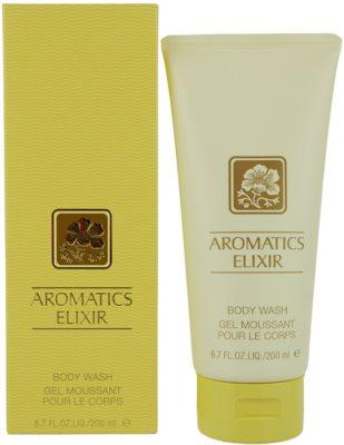 Clinique Aromatics Elixir gel de duche para mulheres