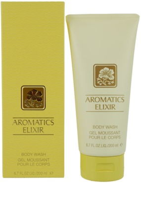 Clinique Aromatics Elixir gel za prhanje za ženske