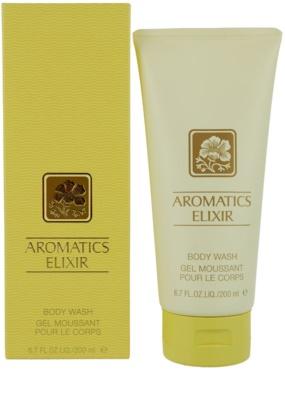 Clinique Aromatics Elixir tusfürdő nőknek