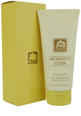 Clinique Aromatics Elixir gel za prhanje za ženske 1