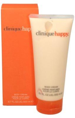 Clinique Happy крем за тяло за жени