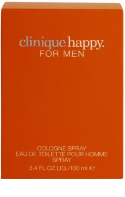 Clinique Happy for Men Eau de Cologne für Herren 4
