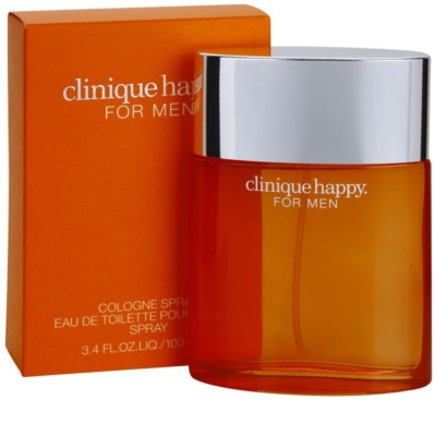 Clinique Happy for Men Eau de Cologne für Herren 1