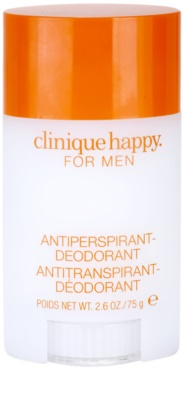 Clinique Happy for Men desodorante en barra para hombre