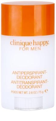 Clinique Happy for Men desodorizante em stick para homens