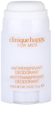 Clinique Happy for Men desodorante en barra para hombre 1