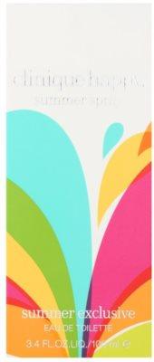 Clinique Happy Summer Spray 2014 eau de toilette para mujer 1