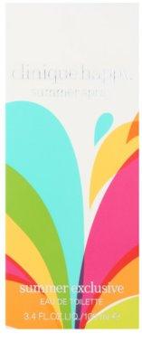 Clinique Happy Summer Spray 2014 Eau de Toilette für Damen 1