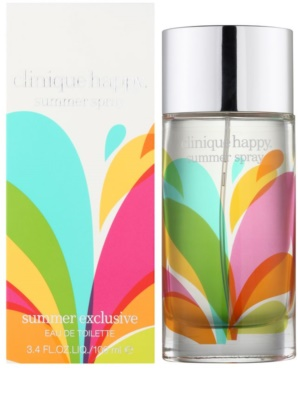 Clinique Happy Summer Spray 2014 eau de toilette para mujer