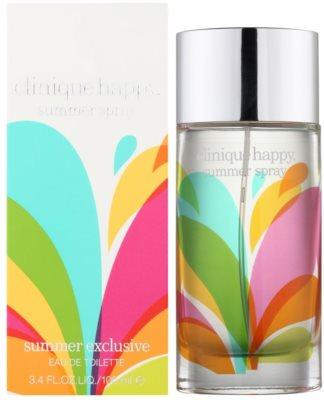 Clinique Happy Summer Spray 2014 toaletna voda za ženske