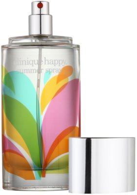 Clinique Happy Summer Spray 2014 Eau de Toilette para mulheres 4