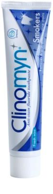 Clinomyn Smokers pasta dental blanqueadora para fumadores