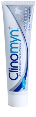 Clinomyn Whitening zobna pasta za beljenje zob