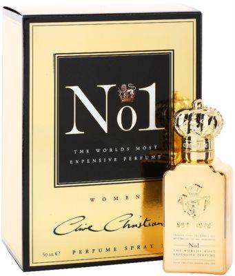 Clive Christian No. 1 Eau de Parfum para mulheres 1