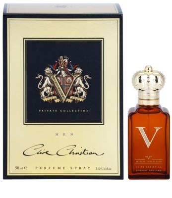 Clive Christian V for Men parfémovaná voda pro muže