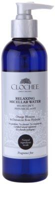 Clochee Simply Organic micelární čisticí voda